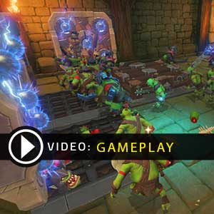 Orcs Must Die Unchained Gameplay Video