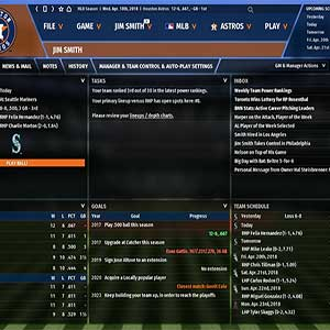 New York Yankees Controls