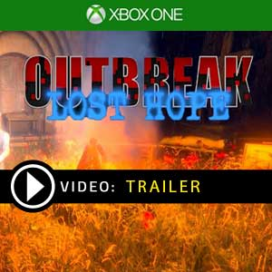 Outbreak Lost Hope Xbox One Digital Download und Box Edition
