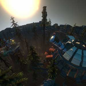 Outer Wilds Sternwarte