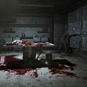Outlast Leichenschauhaus