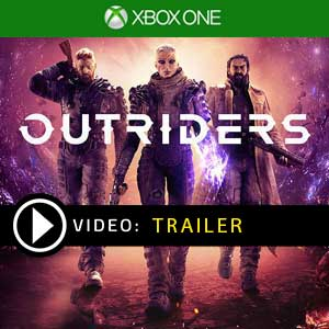 Outriders Xbox One Prices Digital or Box Edition