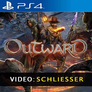 Outward PS4 Video Trailer