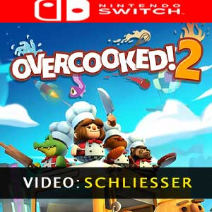 Overcooked 2 Nintendo Switch Video Trailer