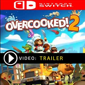Overcooked 2 Nintendo Switch Digital Download und Box Edition