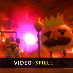 Overcooked All You Can Eat Gameplay Video
