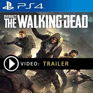 Overkill's The Walking Dead PS4 Digital Download und Box Edition