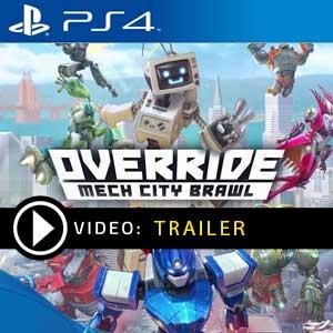 Override Mech City Brawl PS4 Digital Download und Box Edition