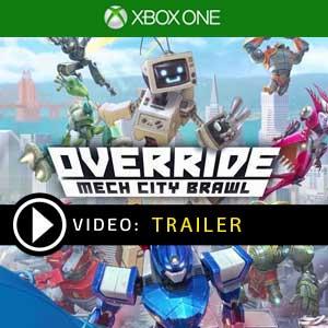 Override Mech City Brawl Xbox One Digital Download und Box Edition