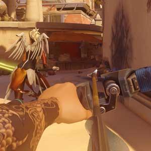 Overwatch PS4 Feind
