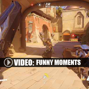 Overwatch Funny Moments