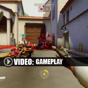 Overwatch Gameplay Video