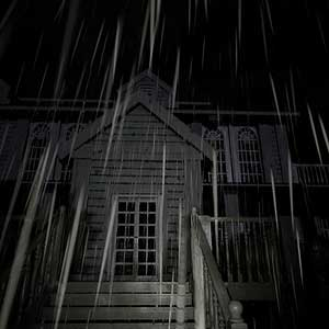 old haunted house