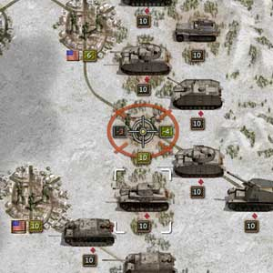 Panzer Corps US Infanterie