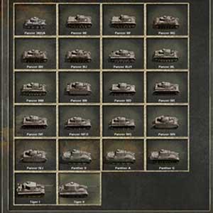 Panzer Corps Geschäft