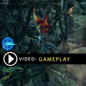 Panzer Dragoon Remake Gameplay Video