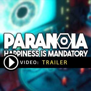 Buy Paranoia Happiness is Mandatory CD Key Compare Prices