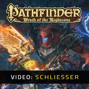 Pathfinder Wrath of the Righteous Video Trailer