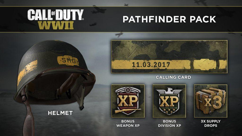 COD WW2 Pathfinder Pack