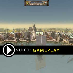 Patrician 4 Conquest by Trade Gameplay Video