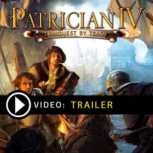 Buy Patrician 4 Conquest by Trade CD Key Compare Prices