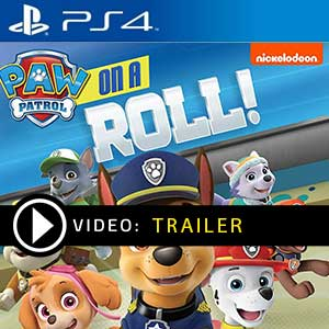 Paw Patrol On A Roll PS4 Digital Download und Box Edition