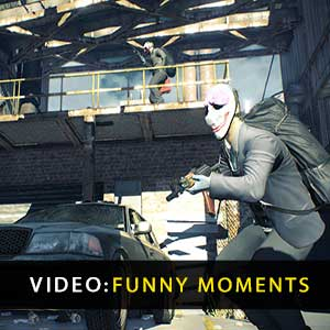 Payday 2 Lustige Momente