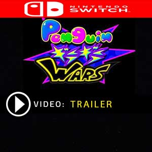 Penguin Wars Nintendo Switch Digital Download und Box Edition