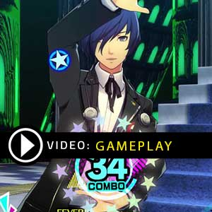 Persona 3 Dancing In Moonlight PS4 Gameplay Video