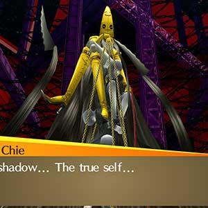 Persona 4 Goldenes Gameplay-Video