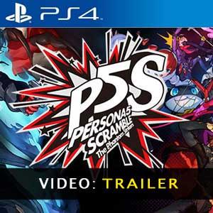 Kaufe Persona 5 Scramble The Phantom Strikers PS4 Preisvergleich