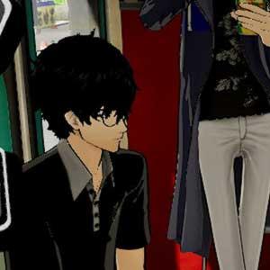 Persona 5 Strikers Menü