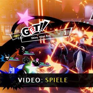 Persona 5 Strikers Gameplay Video
