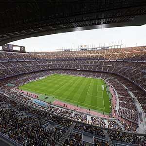 PES stadium