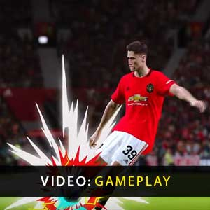PES 2020 Gameplay Video