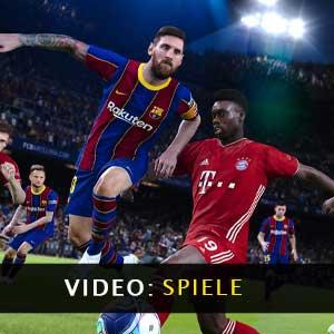 PES 2021 Season Update Gameplay-Video