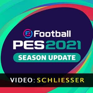 PES 2021 Season Update Trailer-Video