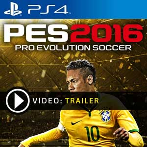 Pro Evolution Soccer 2016 PS4 Digital Download und Box Edition