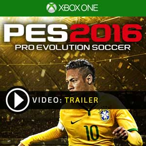 Pro Evolution Soccer 2016 Xbox One Digital Download und Box Edition