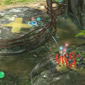 Pikmin 3 Nintendo Wii U Schlacht