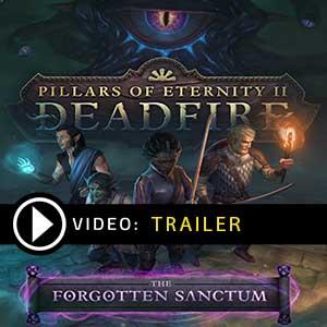 Pillars of Eternity 2 Deadfire The Forgotten Sanctum Key kaufen Preisvergleich