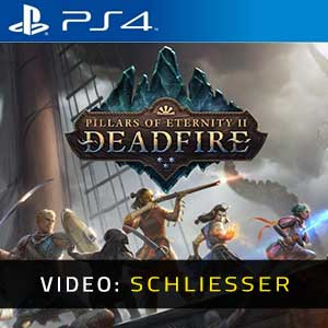 Pillars of Eternity 2 Deadfire PS4 Video Trailer