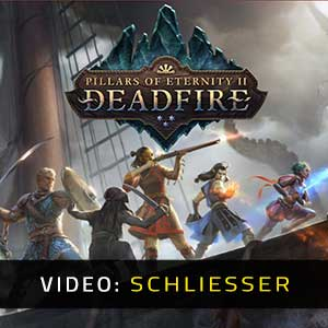 Pillars of Eternity 2 Deadfire Video Trailer