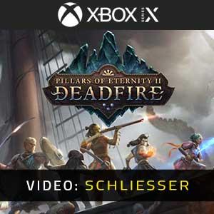 Pillars of Eternity 2 Deadfire Xbox Series X Video Trailer