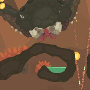 PixelJunk Shooter - Riesen Spitter