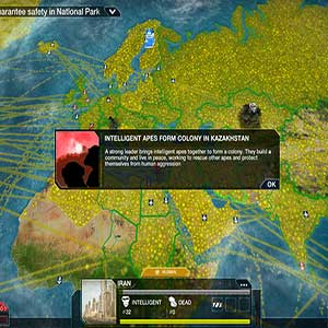 Plague Inc Evolved Simulation