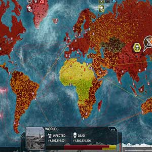 Plague Inc Evolved Bild