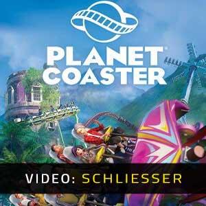 Planet Coaster Video Trailer