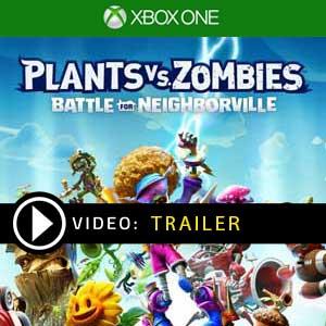 Plants vs Zombies Battle for Neighborville-Trailer-Video