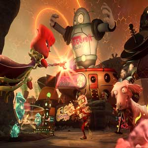 Plants vs Zombies Garden Warfare 2 Xbox One Rose on the moon
